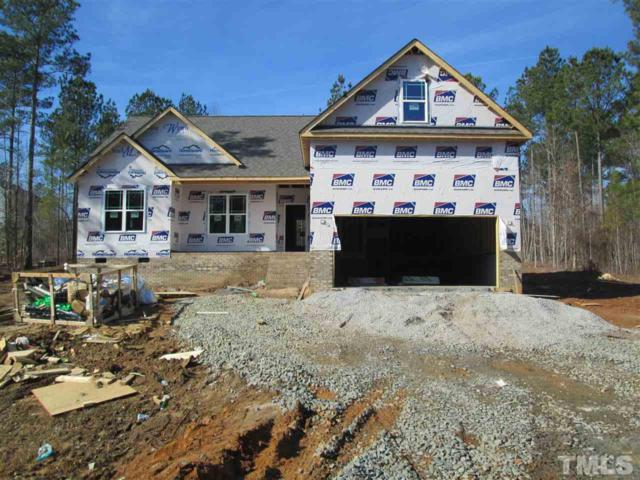 45 Timberwind Road, Franklinton, NC 27525 (#2151509) :: The Jim Allen Group