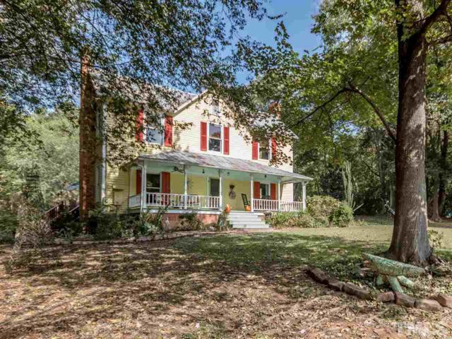 967 Bynum Road, Pittsboro, NC 27312 (#2152059) :: Rachel Kendall Team, LLC