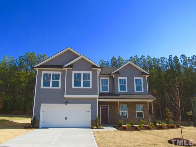 203 Porter Hill Drive House Party Pla, Youngsville, NC 27596 (#2153111) :: The Jim Allen Group