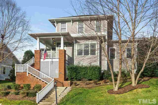 207 Weaver Mine Trail, Chapel Hill, NC 27517 (#2154404) :: The Jim Allen Group