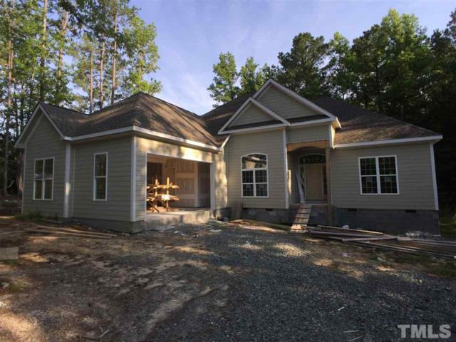 250 Roads End, Pittsboro, NC 27312 (#2154442) :: Rachel Kendall Team