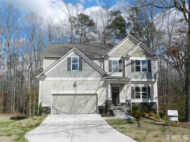33 Spanish Oak Way, Clayton, NC 27520 (#2156280) :: The Abshure Realty Group