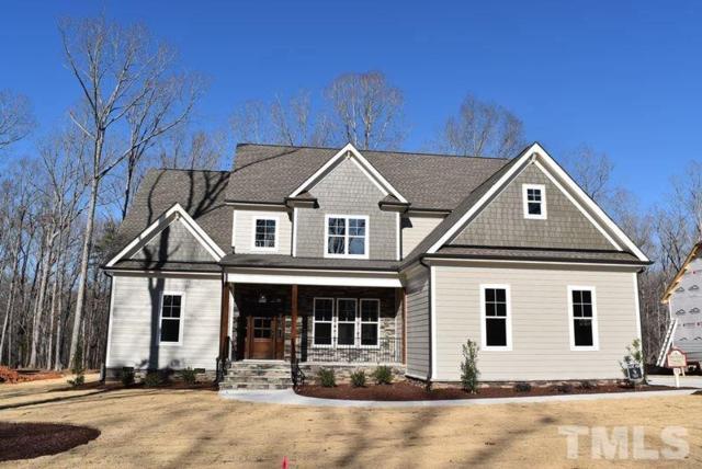 60 Carlson Ridge Drive, Youngsville, NC 27596 (#2157007) :: The Jim Allen Group