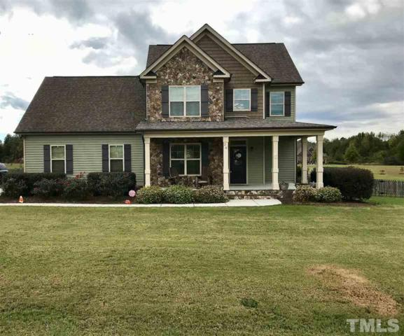 26 Setter Court, Angier, NC 27501 (#2158620) :: The Jim Allen Group