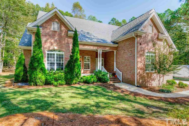 5730 Carriagehouse Court, Apex, NC 27539 (#2158728) :: Raleigh Cary Realty