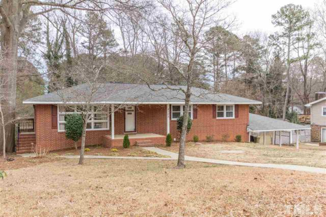 4705 Forestdale Road, Raleigh, NC 27603 (#2161762) :: Marti Hampton Team - Re/Max One Realty