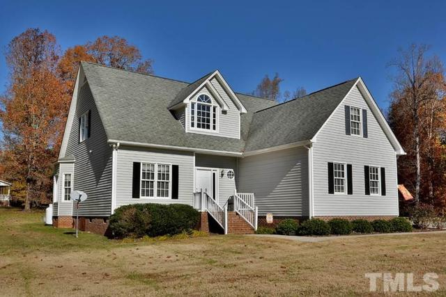 103 Dry Creek Lane, Oxford, NC 27565 (#2162329) :: Raleigh Cary Realty