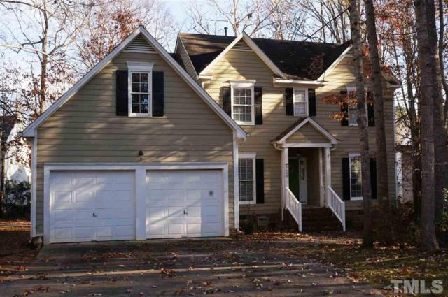 8608 Chalcombe Court, Raleigh, NC 27615 (#2162680) :: Triangle Midtown Realty