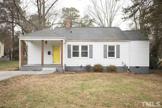 208 Myers Avenue, Raleigh, NC 27604 (#2162806) :: The Jim Allen Group
