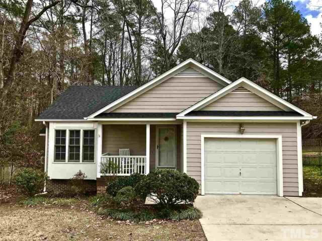 116 Avent Pines Lane, Holly Springs, NC 27540 (#2163109) :: The Jim Allen Group