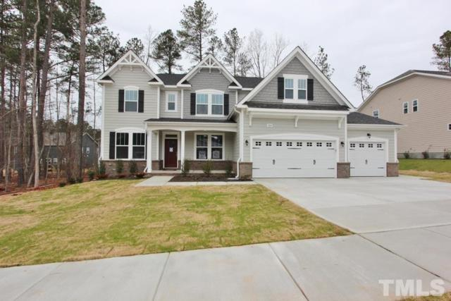 128 Park Bluff Drive, Holly Springs, NC 27540 (#2164099) :: Rachel Kendall Team, LLC