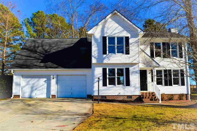 207 Windsor Drive, Angier, NC 27501 (#2164140) :: The Jim Allen Group