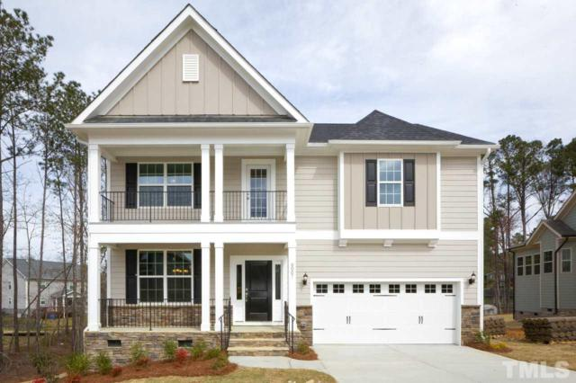 8007 Peachtree Town Lane Lot 28, Knightdale, NC 27545 (#2165338) :: Rachel Kendall Team, LLC