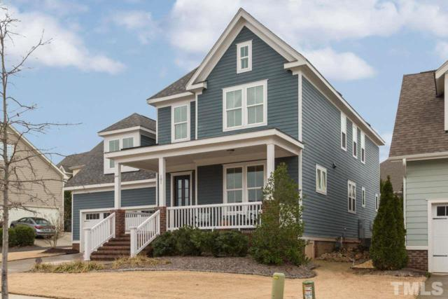 101 Mearleaf Place, Holly Springs, NC 27540 (#2165539) :: The Jim Allen Group