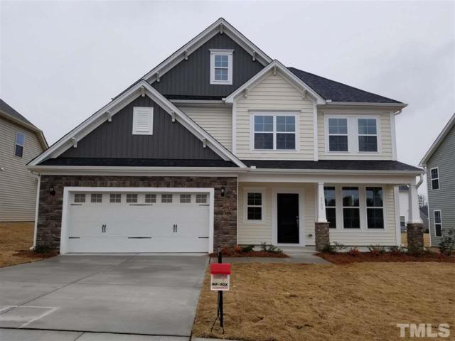 4705 Broad Falls Lane Lot 128, Knightdale, NC 27545 (#2165663) :: The Abshure Realty Group