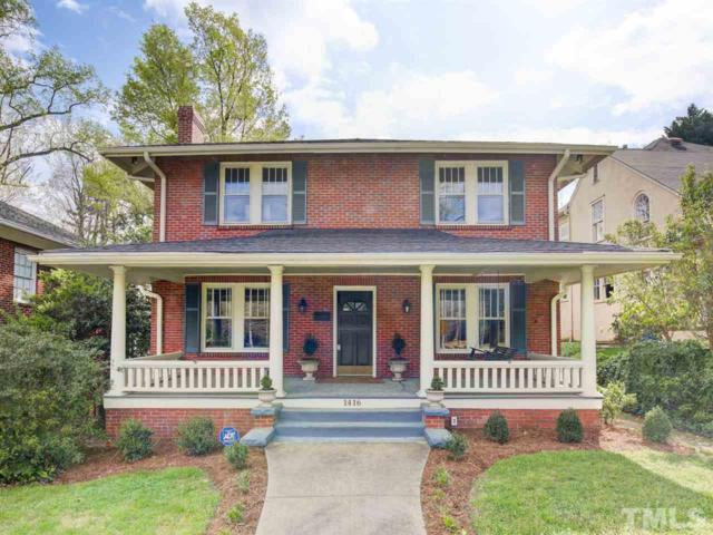 1416 Glenwood Avenue, Raleigh, NC 27605 (#2166813) :: Raleigh Cary Realty