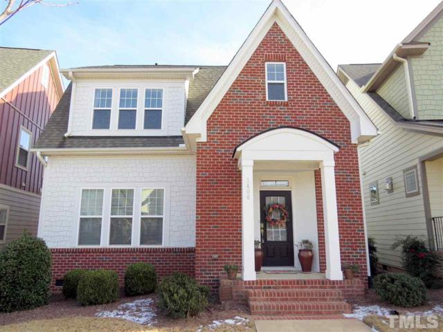 1406 Rodessa Run, Raleigh, NC 27607 (#2166911) :: Raleigh Cary Realty