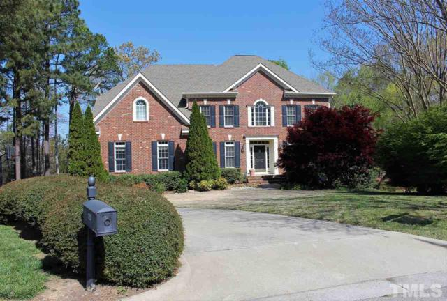 120 Parmalee Court, Cary, NC 27519 (#2167125) :: Saye Triangle Realty