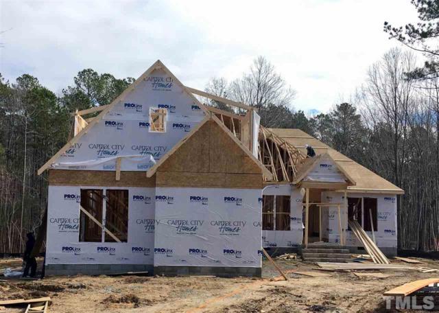 335 Brookhaven Way Lot 32, Pittsboro, NC 27312 (#2167181) :: Rachel Kendall Team, LLC
