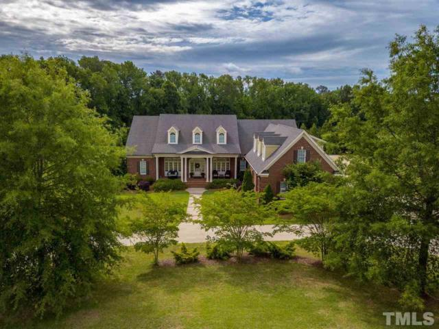 5713 Buteo Court, Fuquay Varina, NC 27526 (#2167769) :: The Abshure Realty Group