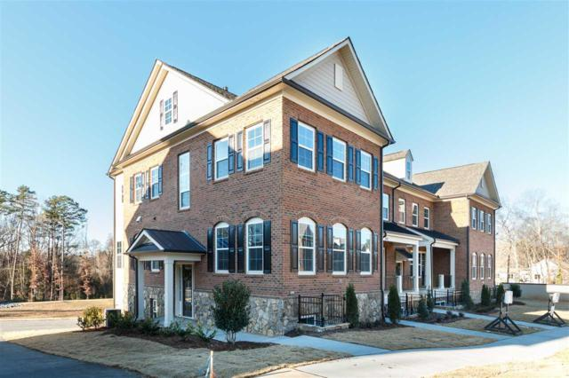906 Wake Towne Drive #6, Raleigh, NC 27609 (#2167917) :: Triangle Midtown Realty