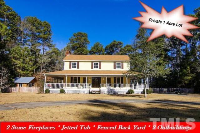 150 Quail Croft Drive, Goldsboro, NC 27534 (#2168432) :: Rachel Kendall Team, LLC