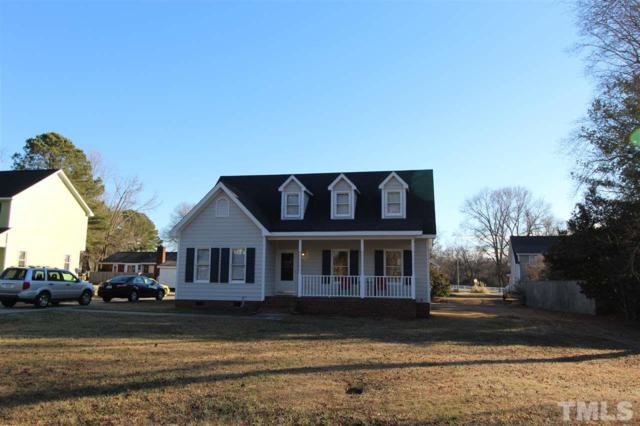 117 Woodcroft Drive, Angier, NC 27501 (#2169049) :: The Jim Allen Group