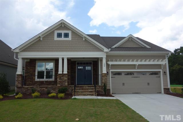 108 Virginia Creek Drive Site 25, Holly Springs, NC 27540 (#2169148) :: The Jim Allen Group