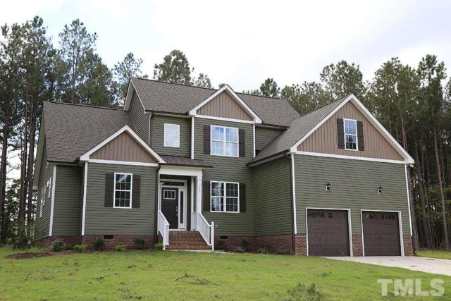 111 Rains Drive, Wendell, NC 27591 (#2169917) :: The Perry Group