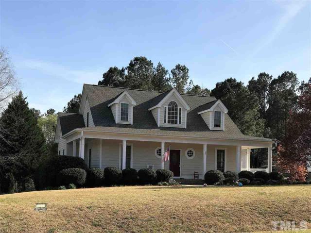 45 Austin Pond Road, Clayton, NC 27520 (#2170540) :: Rachel Kendall Team, LLC