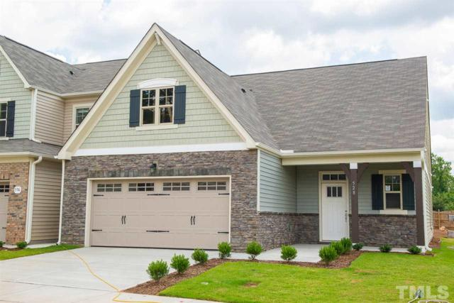 528 Brunello Drive #75, Wake Forest, NC 27587 (#2171138) :: Raleigh Cary Realty