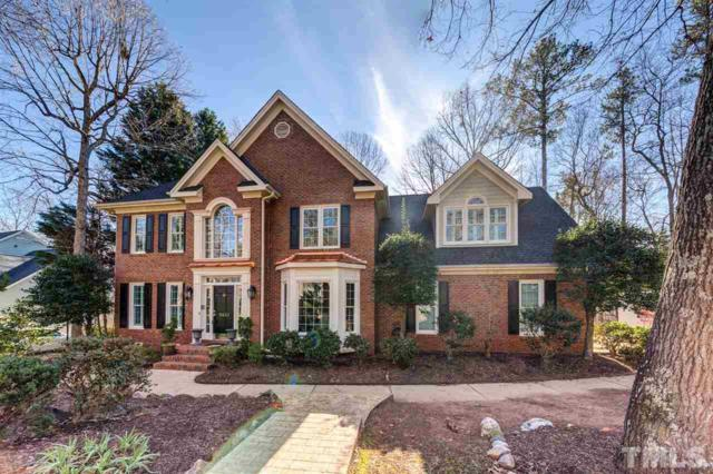 5433 Lake Edge Drive, Holly Springs, NC 27540 (#2171221) :: The Jim Allen Group