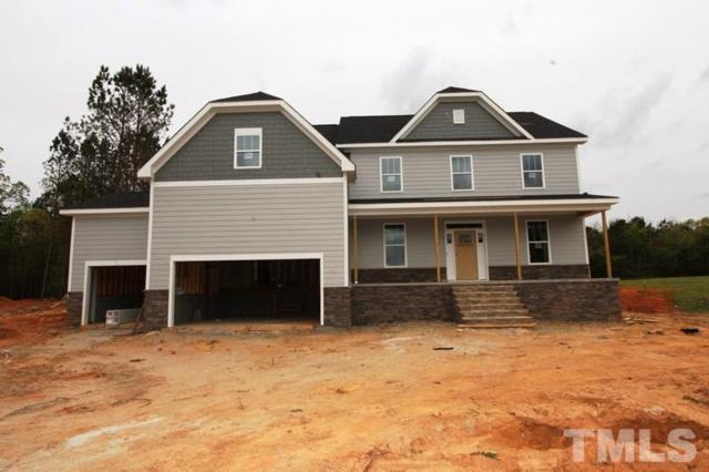 2804 Oxford Bluff Drive, Wake Forest, NC 27587 (#2171434) :: The Abshure Realty Group