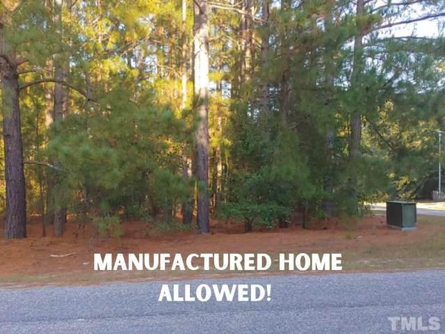 274 Pine Needles Drive, Lillington, NC 27546 (#2171442) :: Real Estate By Design