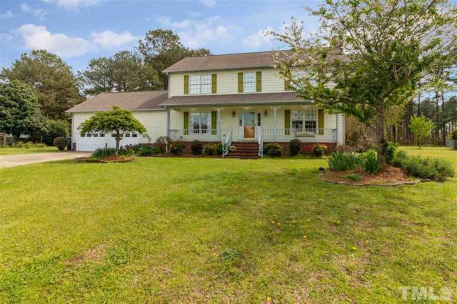 108 Farrington Place, Goldsboro, NC 27534 (#2171797) :: The Perry Group