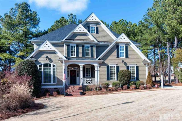 1205 Crozier Court, Wake Forest, NC 27587 (#2172043) :: Raleigh Cary Realty