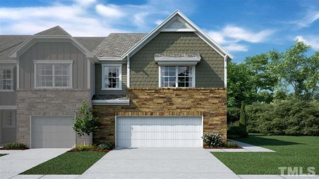 820 New Derby Lane #13, Apex, NC 27523 (#2172222) :: Raleigh Cary Realty