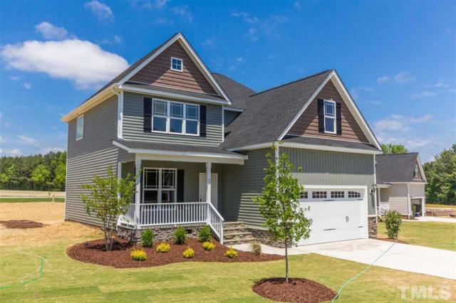 33 Northlodge Court, Wendell, NC 27591 (#2172428) :: The Perry Group