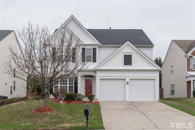 111 Shadow Mountain Lane, Morrisville, NC 27560 (#2172455) :: The Abshure Realty Group