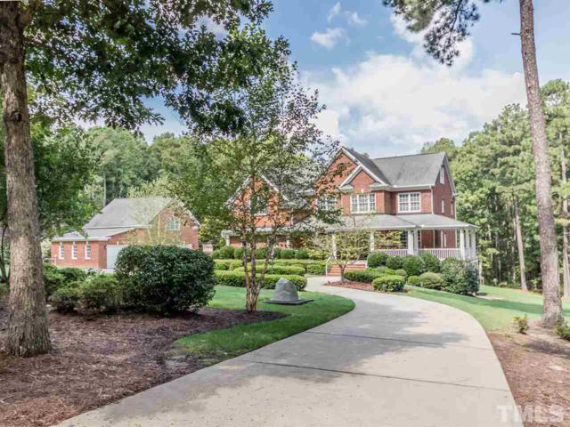 90 Indian Creek Lane, Apex, NC 27523 (#2172598) :: The Jim Allen Group