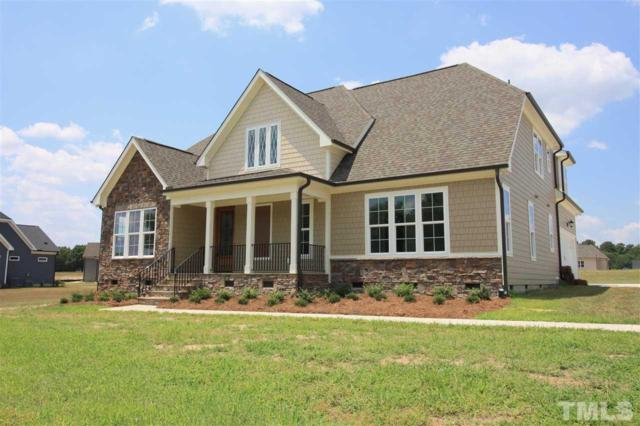 2609 Packhouse Road, Zebulon, NC 27597 (#2172803) :: Rachel Kendall Team