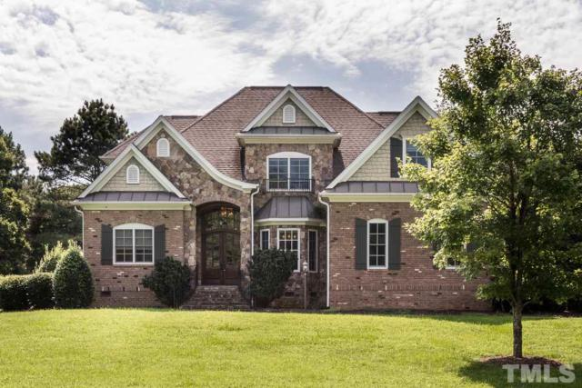 10754 Staghound Trail, Zebulon, NC 27597 (#2172805) :: Rachel Kendall Team