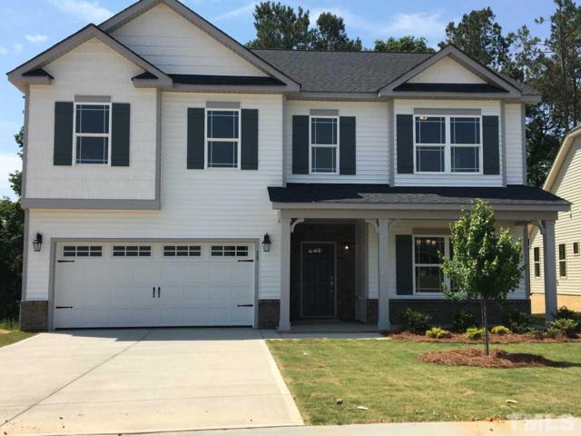 15 Iroquois Court #86, Garner, NC 27529 (#2173880) :: The Perry Group