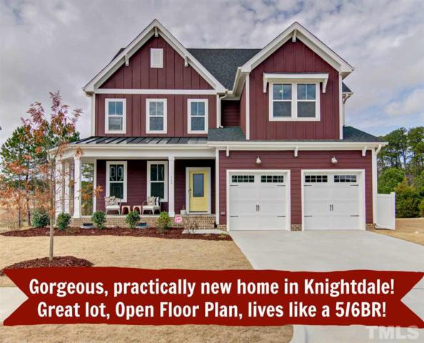 730 Fireball Court, Knightdale, NC 27545 (#2174979) :: The Jim Allen Group