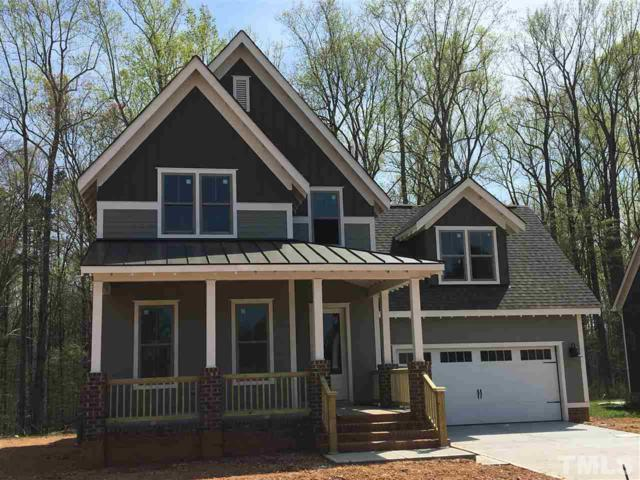 118 Airlie Drive, Chapel Hill, NC 27516 (#2175237) :: Raleigh Cary Realty