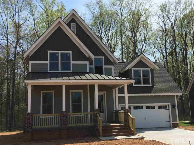 118 Airlie Drive, Chapel Hill, NC 27516 (#2175237) :: Rachel Kendall Team, LLC