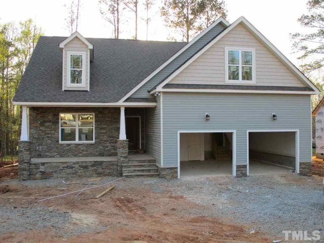 207 Laurel Oaks Drive, Youngsville, NC 27596 (#2175469) :: The Abshure Realty Group