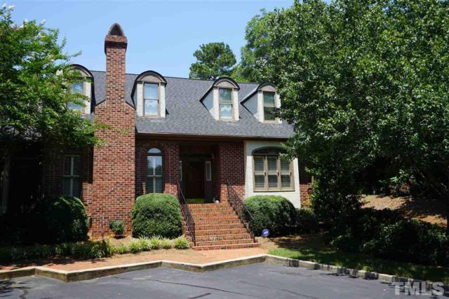 3330 Ridgecrest Court, Raleigh, NC 27607 (#2175937) :: The Abshure Realty Group