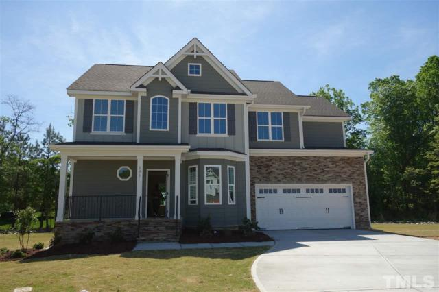 101 Lea Cove Court Site 10, Holly Springs, NC 27540 (#2176064) :: The Perry Group