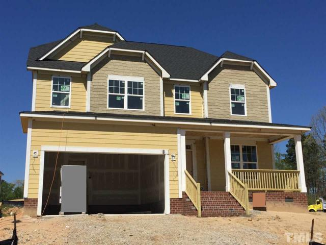 4821 Heathshire Drive Lot 175, Raleigh, NC 27616 (#2177199) :: Rachel Kendall Team, LLC